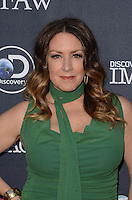 LOS ANGELES, CA - SEPTEMBER 15: Actress Joely Fisher attends the screening of Discovery Impact's 'Huntwatch' at NeueHouse Hollywood on September 15, 2016 in Los Angeles, California. Credit: David Edwards/MediaPunch