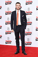 Rupert Evans at the Empire Film Awards 2017 at The Roundhouse, Camden, London, UK. <br /> 19 March  2017<br /> Picture: Steve Vas/Featureflash/SilverHub 0208 004 5359 sales@silverhubmedia.com