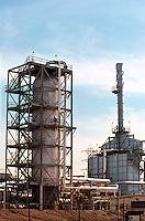 Carson CA: Arco Refinery.   Photo '88.