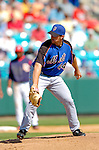 18 March 2006: Royce Ring, pitcher for the New York Mets, on the mound during a Spring Training game against the Washington Nationals at Space Coast Stadium, in Viera, Florida. The Nationals defeated the Mets 10-2 in Grapefruit League play...Mandatory Photo Credit: Ed Wolfstein Photo..