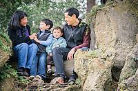 Xiellie Family Photos | Stow Lake San Francisco Golden Gate Park