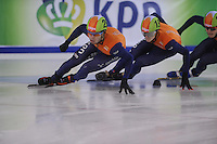 NK Shorttrack A'dam 040115