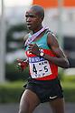 Mokua Edwin Nyandusi (KEN), NOVEMBER 23, 2011 - Ekiden : Hanji Aoki Cup 2011 International Chiba Ekiden race in Chiba, Japan.  (Photo by Yusuke Nakanishi/AFLO SPORT) [1090]