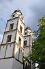 Evangelische Heidenturmkirche St. Viktor in Guntersblum, Sarazenenturm
