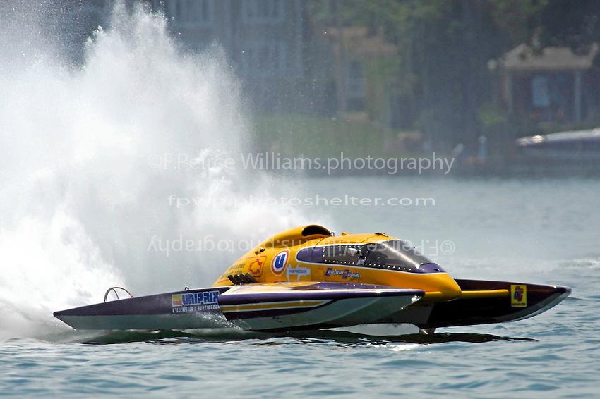 Eric Langevin, GP-12 (Grand Prix Hydroplane(s)