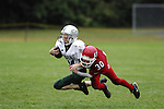 D1 Badger JV Mites versus Yarmouth DennisYouth sporting events in and around Bridgewater MA.