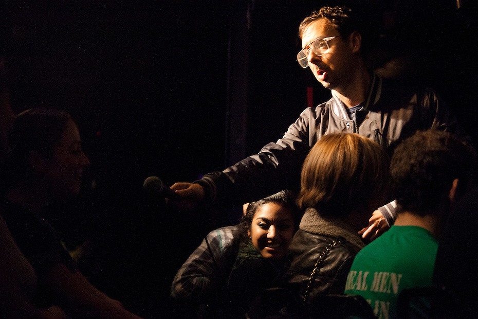 Kyle Dunnigan, Whiplash - October 15, 2012 - UCB