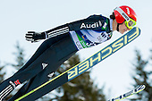 GRAESSLER Ulrike of Germany competes during 11th Women FIS Ski Jumping World Cup competition in Planica replacing Ljubno  on January 25, 2014 at HS95, Planica, Slovenia. Photo by Vid Ponikvar / Sportida