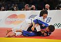 (L to R) Haruna Asami (JPN), (L to R) Tomoko Fukumi (JPN), AUGUST 23, 2011 - Judo : World Judo Championships Paris 2011, Women's -48kg class at Palais Omnisport de Paris-Bercy, Paris, France. (Photo by Atsushi Tomura/AFLO SPORT) [1035]