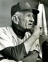 New York Mets manager Casey Stengel <br />