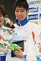 Kosuke Hagino (JPN), APRIL 2, 2012 - Swimming : JAPAN SWIM 2012 Men's 400m Individual Medley Final at Tatsumi International Swimming Pool, Tokyo, Japan. (Photo by Yusuke Nakanishi/AFLO SPORT) [1090]
