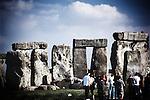 Stonehenge, UK.P