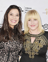 "BEVERLY HILLS, CA - AUGUST 26: Kamala Lopez, Patricia Arquette attend the ""Equal Means Equal"" Special Screening at the Music Hall on August 20, 2016 in Beverly Hills, CA. Koi Sojer, Snap'N U Photos / MediaPunch"