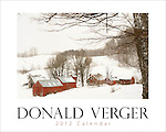 2012 Donald Verger Large Format Wall Calendar