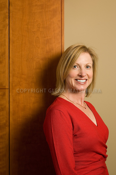 Sandra Bergeron, Tricipher Executive Chairman at San Mateo, California offices.