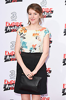 Gemma Whelan at the Empire Film Awards 2017 at The Roundhouse, Camden, London, UK. <br /> 19 March  2017<br /> Picture: Steve Vas/Featureflash/SilverHub 0208 004 5359 sales@silverhubmedia.com