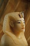 Canopic stopper, Tutankhamun Book, Page 2