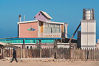 Coastal home, Sandwich Harbour, Namibia