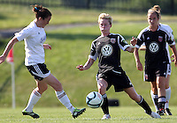 DC United Women v Fredericksburg Impact, July o1, 2012
