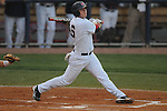 Ole Miss' Matt Smith (16) vs. Georgia in a college baseball action at Oxford-University Stadium in Oxford, Miss. on Friday, April 8, 2011. Georgia won 9-8.