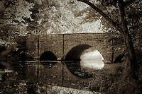 Stone Arch Bridge at Spring Mill