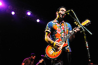 Reel Big Fish performs in support of their new release Fame, Fortune and Fornication at Roseland Ballroom in New York City on January 20, 2009.