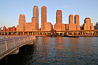 Donald Trump's Riverside South, Pier, New York City, New York