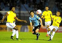 Uruguay (Ury) vs Colombia (Col)  13-10-2015