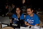Peru. Bonn Climate Change talks. (©Robert vanWaarden)