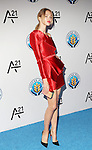 Model Sasha Luss Attends Unitas Gala <br /> Against Sex Trafficking Held at Capitale