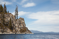 """Boulders at Lake Tahoe 39"" - These boulders were photographed along the West shore of Lake Tahoe."
