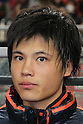 Ryo Miyaichi (JPN), FEBRUARY 29, 2012 - Football / Soccer : 2014 FIFA World Cup Asian Qualifiers Third round Group C match between Japan 0-1 Uzbekistan at Toyota Stadium in Aichi, Japan. (Photo by Akihiro Sugimoto/AFLO SPORT) [1080]
