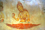 Ancient City of Sigiriya Fresco