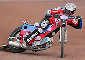 Joonas Kylmakorpi of Lakeside Hammers Speedway Team - Lakeside Hammers Press Day at The Arena Essex Raceway, Thurrock - 07/03/07 - MANDATORY CREDIT: Rob Newell/TGSPHOTO