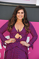 Lady Antebellum - Hillary Scott at the Academy of Country Music Awards 2017 at the T-Mobile Arena, Las Vegas, NV, USA 02 April  2017<br /> Picture: Paul Smith/Featureflash/SilverHub 0208 004 5359 sales@silverhubmedia.com