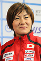 Juri Ide (JPN), June, 2012 - Triathlon : Japanese Triathlon  team member ateend press conference about the London 2012 Summer Olympic Games in Tokyo, Japan. (Photo by Yusuke Nakanishi/AFLO SPORT) [1090]