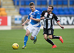 St Johnstone v Dunfermline 23.08.16 Dev League