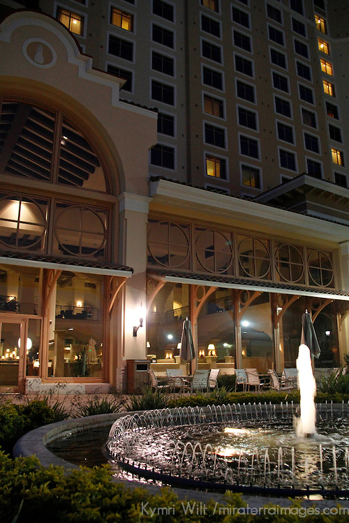 USA, Florida, Orlando. The Rosen Shingle Creek Resort.