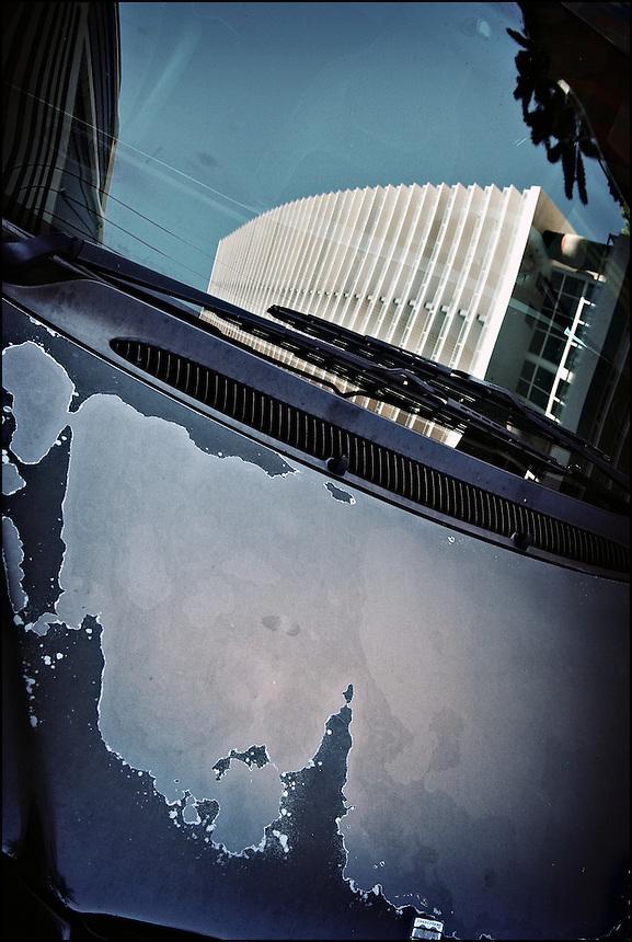 Dodge Caravan<br /> From &quot;Transportation Song&quot; series. Miami, 2009