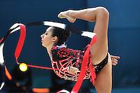 August 29, 2013 - Kiev, Ukraine - REBECCA SEREDA of USA performs at 2013 World Championships.