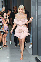 NEW YORK, NY - September 9: Kylie Jenner seen on September 9, 2016 in New York City. Credit: DC/Media Punch