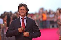 Pescara 14/07/2013: 40a Edizione del Film Festival Ennio Flaiano. In foto Alberto Angela, ritira il Pegaso d'Oro. foto credit Adamo Di Loreto/BuenaVista*photo