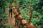 Brazil Amazon Rainforest Yanomami settlers deforestation urban rural