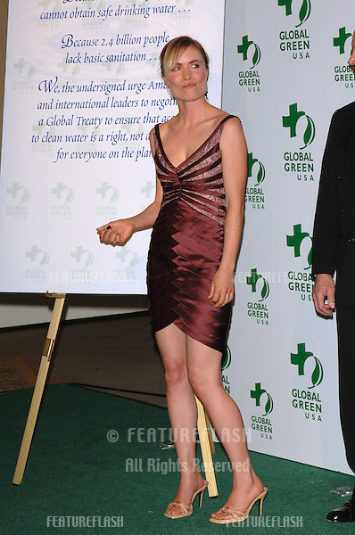 Actress RADHA MITCHELL at the Global Green USA's annual Millennium Awards for contributions to the environment, at the Beverly Hills Hotel..April 15, 2005  Beverly Hills, CA..© 2005 Paul Smith / Featureflash