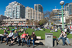 Pike Place park, Seattle