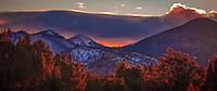 Glorious Flagstaff Sunset