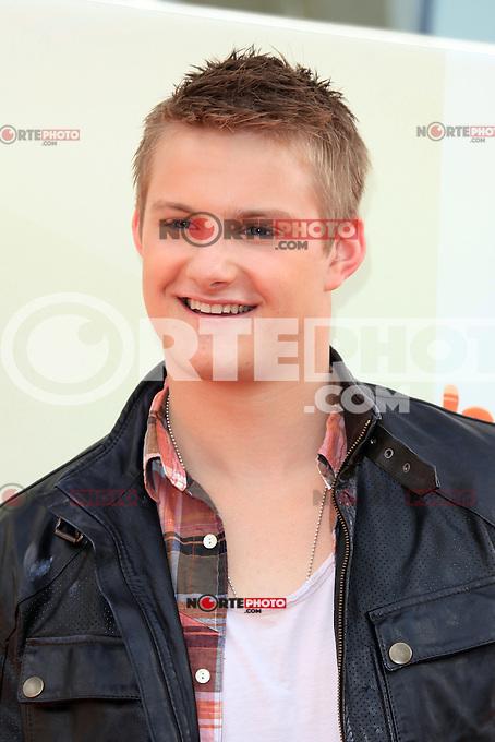 Alexander Ludwig at Nickelodeon's 25th Annual Kids' Choice Awards at The Galen Center on March 31, 2012 in Los Angeles, California. &copy; mpi26/MediaPunch Inc. /NortePhoto<br /> <br />  **CREDITO*OBLIGATORIO** *No*Venta*A*Terceros*<br /> *No*Sale*So*third* ***No*Se*Permite*Hacer Archivo***No*Sale*So*third*
