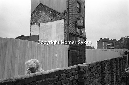 Whitechapel, London. 1975<br />