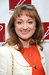 Caroline O'Connor attends The New Dramatists' 68th Annual Spring Luncheon at the Marriott Marquis on May 16, 2017 in New York City.