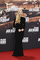 Danika Yarosh attending the &quot;Jack Reacher: Never Go Back&quot; (german title: &quot;Jack Reacher: Kein Weg zurueck&quot;) premiere held at CineStar, Sony Center, Potsdamer Platz, Berlin, Germany, 21.10.2016. <br /> Photo by Christopher Tamcke/insight media /MediaPunch ***FOR USA ONLY***